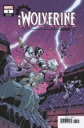 2020 iWolverine #1 (of 2) Cover B Mike Henderson Variant Cover