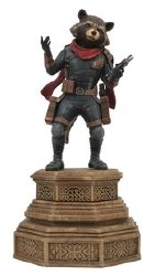 Marvel Gallery Rocket Raccoon PVC Statue