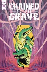 Chained To The Grave #2 (of 5) Cover A Regular Kate Sherron Cover