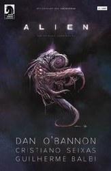 Alien Original Screenplay #3 (of 5) Cover A Regular Guilherme Balbi Cover
