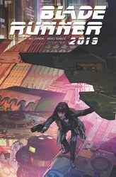 Blade Runner 2019 #9 Cover A Regular Tommy Lee Edwards Color Cover