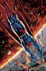 Superman V.6 #24 Cover B Bryan Hitch Variant Cover