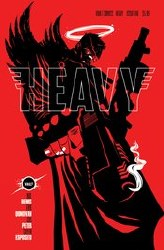 Heavy #1 Cover C Variant Tim Daniel Cover