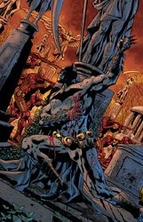 The Batman's Grave #9 (of 12) Cover A Bryan Hitch Main Cover