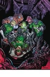 Green Lantern Season 2 #6 (of 12) Cover A Liam Sharp Main Cover