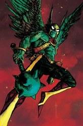 Hawkman V.5 #26 Cover B Sebastian Fiumara Variant Cover