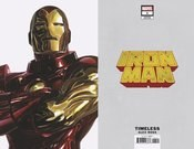 Iron Man Vol 6 #1 Cover B Variant Alex Ross Timeless Iron Man Cover
