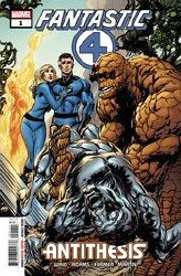 Fantastic Four Antithesis #1 (of 4) Cover A Regular Neal Adams Cover