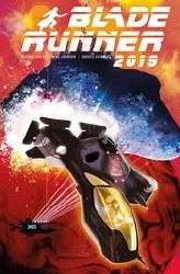 Blade Runner 2019 #10 Cover A Regular Rian Hughes Cover