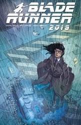 Blade Runner 2019 #10 Cover C Variant Andres Guinaldo Cover