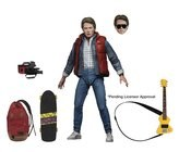 """Back To The Future Marty McFly 7"""" Ultimate Action Figure"""