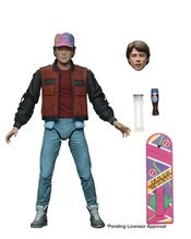 Back To The Future 2 Marty Mcfly Ultimate 7in Af (C: 1-1-2)