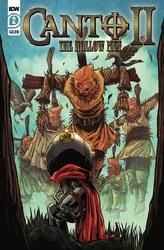 Canto II Hollow Men #2 (of 5) Cover A Regular Drew Zucker Cover