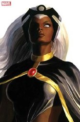 Giant-Size X-Men Storm #1 Cover C Variant Alex Ross Timeless Storm Cover