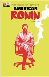American Ronin #1 (of 5) Cover A Regular ACO Cover