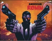 American Ronin #1 (of 5) Cover B Variant Mike Deodato Jr Cover