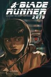 Blade Runner 2019 #11 Cover A Regular Fernando Dagnino Cover
