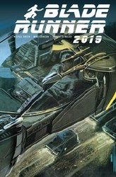 Blade Runner 2019 #11 Cover B Variant Syd Mead Cover