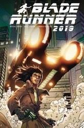 Blade Runner 2019 #11 Cover C Variant Andres Guinaldo Cover