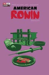 American Ronin #2 (Of 5) Cover A Regular ACO Cover