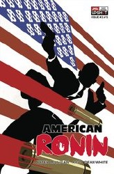 American Ronin #2 (Of 5) Cover B Variant Rahzzah Cover