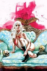 Vampirella Vol 8 #16 Cover L 1:20 Incentive Ergun Gunduz Alternate Color Variant Cover