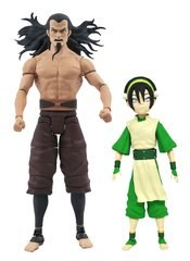 Avatar The Last Airbender Series 3 Toph Deluxe Action Figure