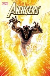 Avengers Vol 7 #38 Cover C Variant Aaron Kuder Black Panther Phoenix Cover