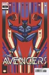 Avengers Vol 7 #38 Cover B Variant Jeffrey Veregge Native American Heritage Tribute Black Panther Cover