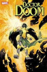 Doctor Doom #9 Cover B Variant Declan Shalvey Doctor Doom Phoenix Cover