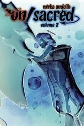 Mirka Andolfos Un/Sacred Vol 2 #2 Cover F 1:20 Incentive Mirka Andolfo Negative Cover