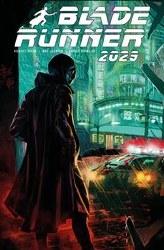 Blade Runner 2029 #1 Cover C Variant Fernando Dagnino Cover