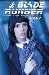 Blade Runner 2029 #1 Cover E Variant Cosplay Photo Cover