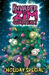 Invader Zim Quarterly HolidaySpecial #1 Cvr B Wucinich Special #1 Cvr B Wucinich