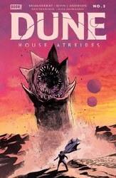 Dune House Atreides #3 Cover A Regular Jae Lee Cover