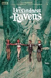 An Unkindness Of Ravens #4 Cover A Regular Dan Panosian Cover
