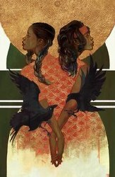 An Unkindness Of Ravens #4 Cover B Variant Qistina Khalidah Raven Cover