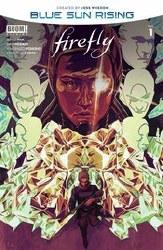 Firefly Blue Sun Rising #1 Cover A Regular Nimit Malavia Cover