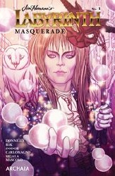 Jim Hensons Labyrinth Masquerade #1 Cover A Regular Jenny Frison Cover