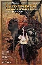 Jim Hensons Labyrinth Masquerade #1 Cover B Variant Evan Cagle Cover