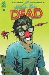 Knock Em Dead #2 Andy Clarke Cvr vr