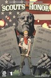 Scouts Honor #1 Andy Clarke Cvr r