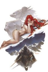 The Cimmerian Frost-Giants Daughter #2 Cover E 1:10 Ratio Incentive Miguel Mercado Virgin Cover