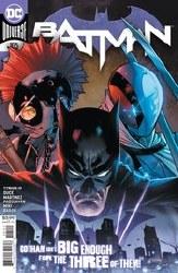 BATMAN VOL 3 #105 COVER A JORGE JIMENEZ MAIN COVER