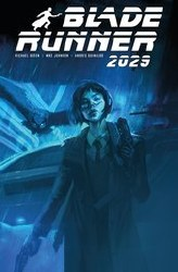 Blade Runner 2029 #2 Cover C Variant Claudia Caranfa Cover