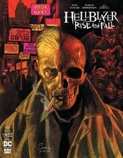 Hellblazer Rise And Fall #3 (of 3) Cover A Regular Darick Robertson Cover