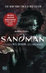 Sandman Audio Book Cd Vol 01