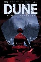 Dune House Atreides #4 (of 12) Cover A Regular Lorenzo De Felici Cover