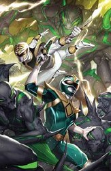 Mighty Morphin #3 Cover D 1:10 Incentive Inhyuk Lee Variant Cover