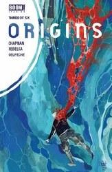 Origins #3 (Of 6) Cover A Regular Jakub Rebelka Cover